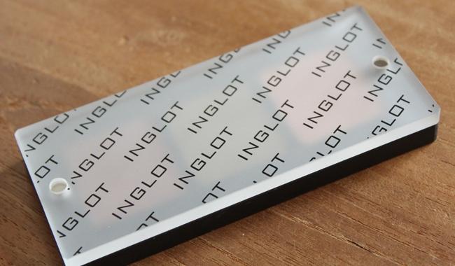 Inglot freedom system palette