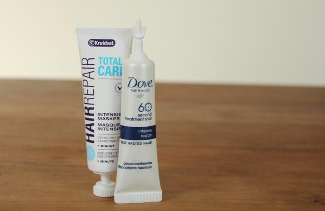 Dove VS Kruidvat treatments
