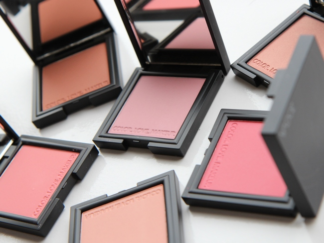 Zoeva Luxe Color Blushes