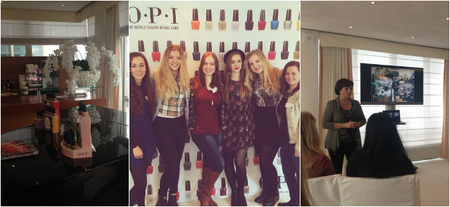 OPI event