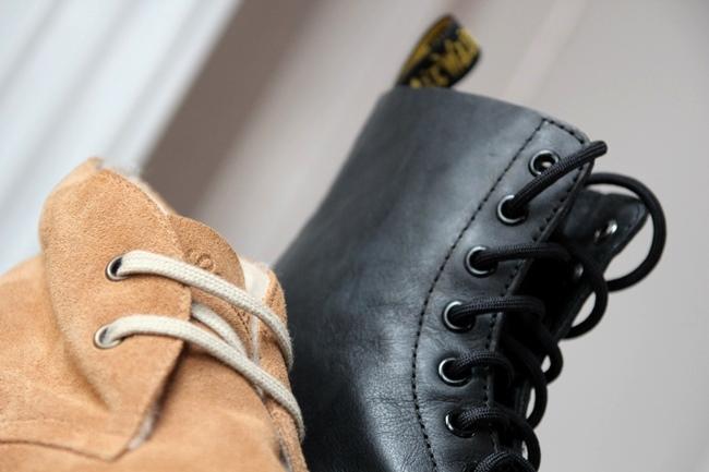 New in: schoenen