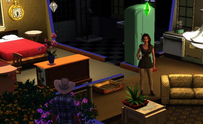 Over Sims, geen make-up en theefeestjes