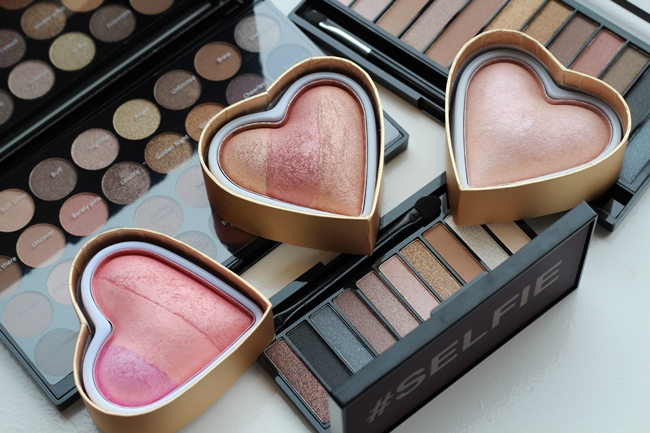 Makeup Revolution & I Heart Makeup producten