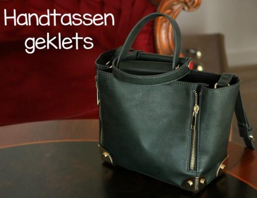 Handtassen geklets