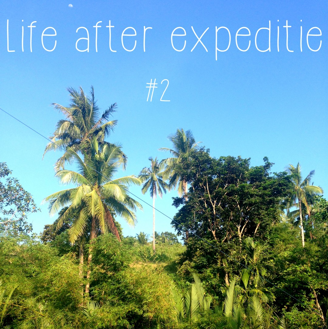 Life after Expeditie