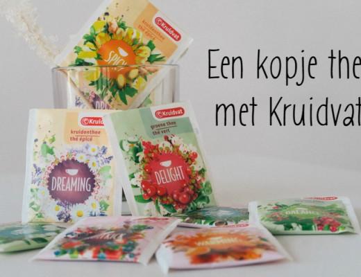 Een kopje thee met Kruidvat