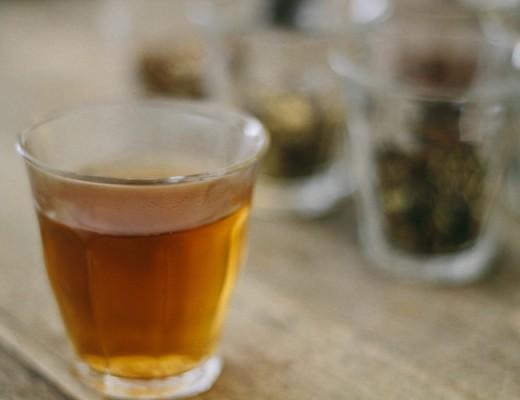 Tea Bar proeverij