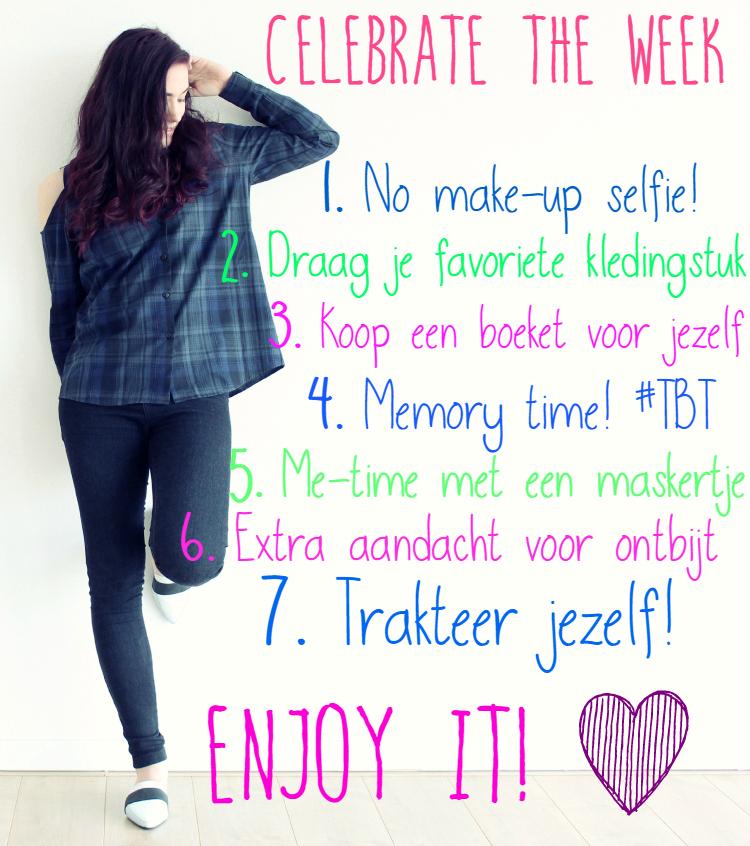 Celebrate the week