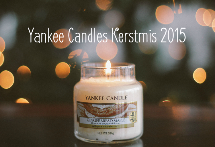 Yankee Candle Kerst